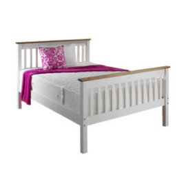 Devon Bed - White